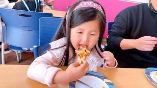VLOG#4 피자만들기_ 고양낙농치즈테마체험_ 주말브이…
