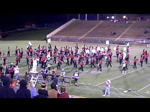 Lincoln High School Wicked Marching Band Show - 2009 - Part One