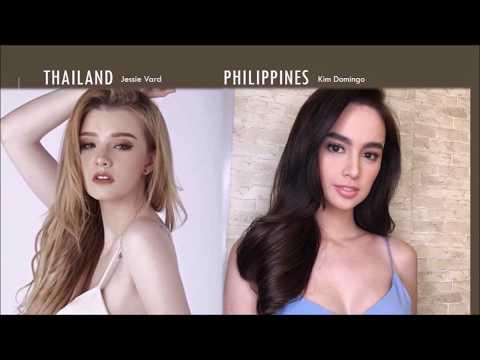 Thai and filipino