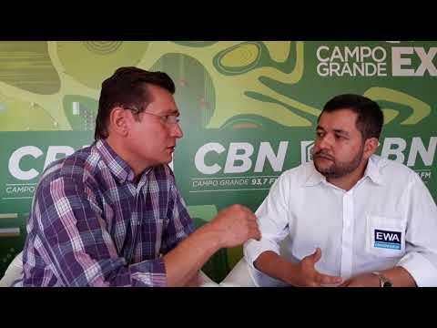 Entrevista com o Diretor EWA Engenharia, Everton Martos