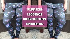 Plus Size Leggings Subscription Box: ELB Custom Designs Review