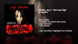 """Medea, Act I: """"Dei tuoi figli la madre"""""""