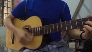 Lời Trái Tim Muốn Nói - Lê Hựu Hà - Hòa Văn Guitar Cover