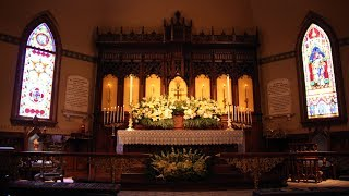 Inside Christ Church Episcopal in Macon   360 Views