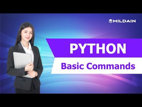 Python Basics | Python Tutorial For Beginners | Learn Python Programming from Scratch thumbnail