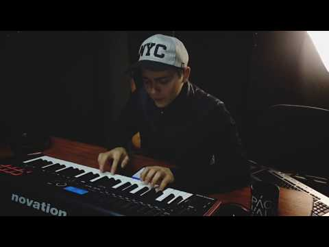 Баста - Crazy MF Love (M'Ser Piano Cover)