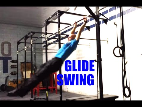 GLIDE KIP (MUSCLE UP DRILL) - Paradiso CrossFit
