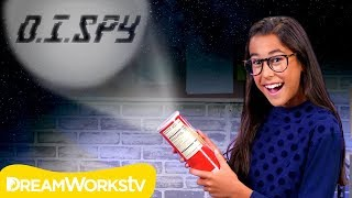 How To Make A Secret Spy Signal | D.I.SPY