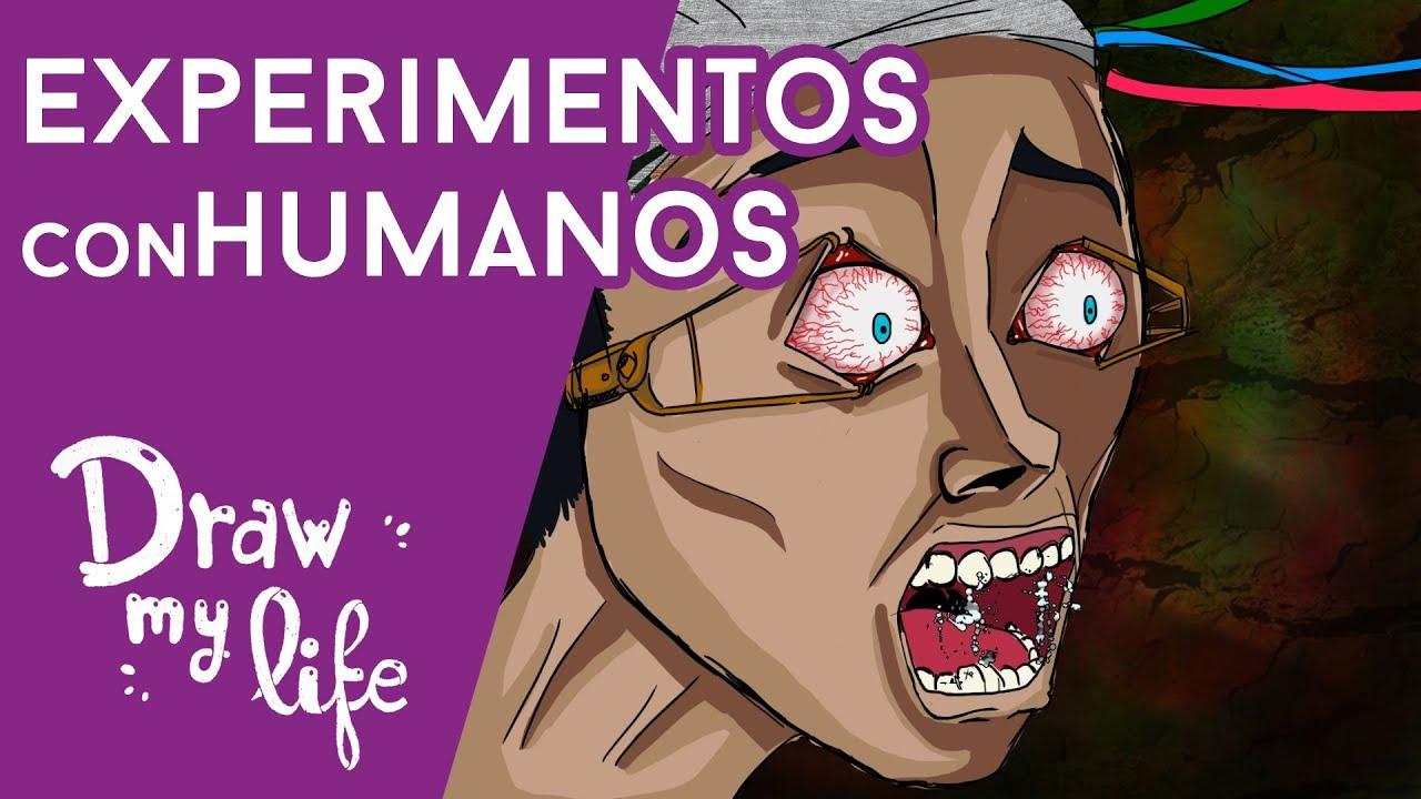 EXPERIMENTOS EXTRAÑOS | Proyectos RAROS que TE SORPRENDERÁN | Draw My Life