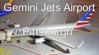 Gemini Jets Airport Pittsburgh
