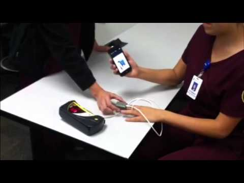 Pulse Oximeter vs. Mobile App