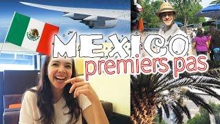 Départ pour Mexico et premières découvertes - VlogauMexique 1