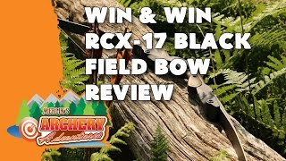 Win&Win RCX 17 Field Bow Review by Merlin's Archery Adventures