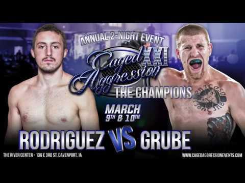 Luke Rodriguez vs Calvin Grube Official Countdown Trailer