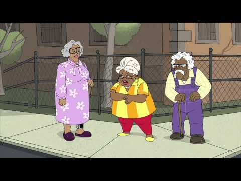 Tyler Perry's Madea's Tough Love - Look For It on DVD 1/20/15