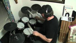 The Cranberries Dreams Drum cover. Triggered Steven Slate Drums Dre...