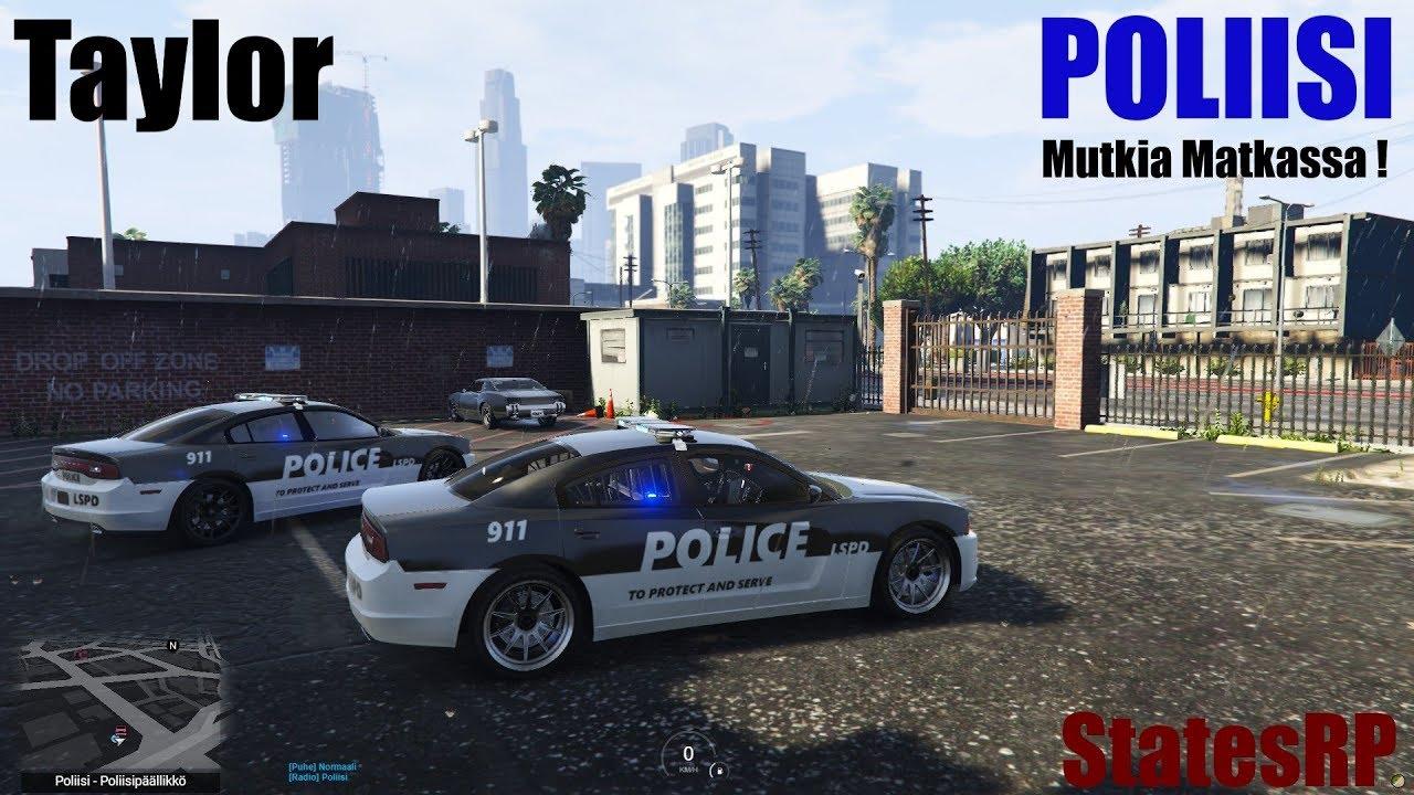 StatesRP: Poliisi - Koulutusta ja muuta tohinaa !!