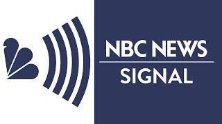 NBC News Signal - November 1st, 2018