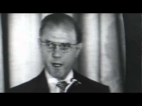 John Glenn: Gold Star Mothers Speech