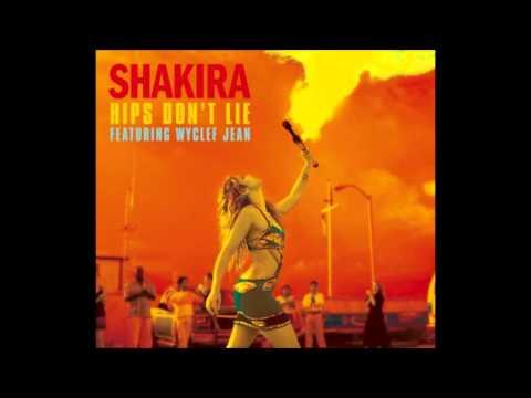 Shakira - Hips Don't Lie [DJ Kazzanova Remix]