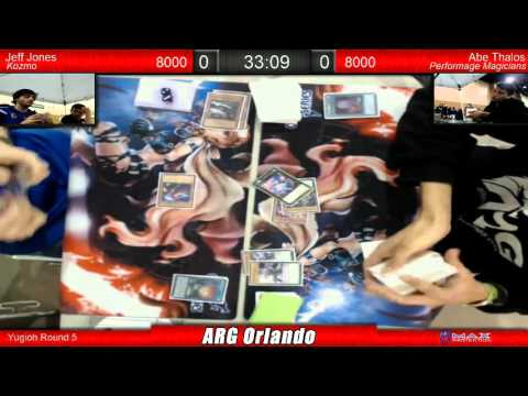 ARGCS Orlando 2016 Round 5 Jeff Jones vs Abe Thalos