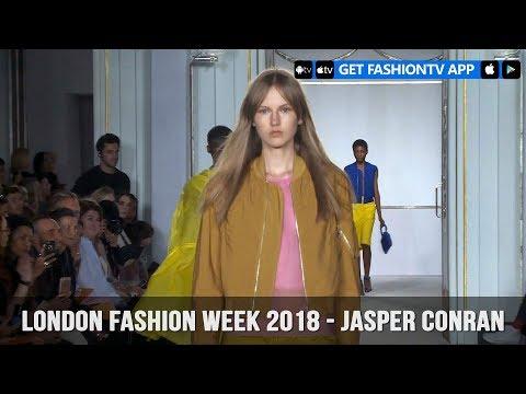 London Fashion Week Spring/Summer 2018 - Jasper Conran   FashionTV