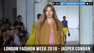 London Fashion Week Spring/Summer 2018 - Jasper Conran | FashionTV