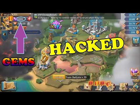 Lords Mobile Hack 2019 Updated - Free Gems (Android/iOS)
