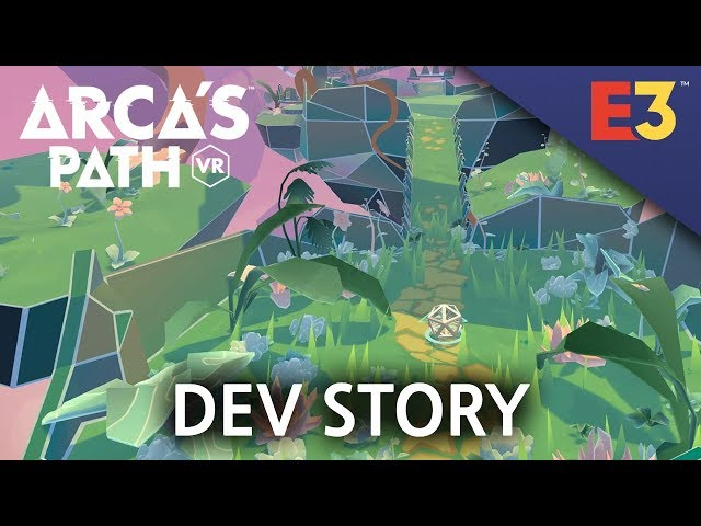 5f8e2327acf  Arca s Path  is the VR puzzle game I ve been waiting for