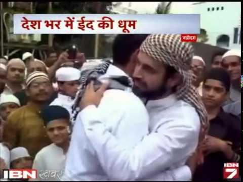 Bollywood King Shahrukh Khan Ne Di Eid Ki Badhai Eid Mubarak Happy Eid News18 India Youtube