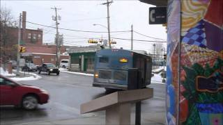 Buses Only: Westmoreland Transit and Port Authority