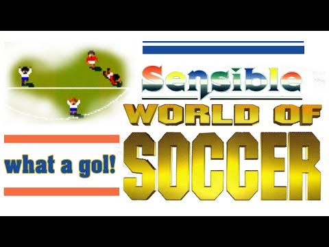 Sensible World of Soccer - What a gol! (swos 2016/17)