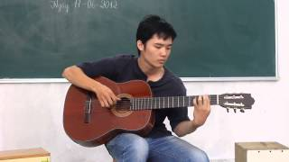 Beo dat may troi (Học guitar với GPT school)