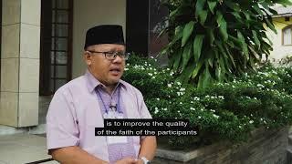 Tarbiyyati Classes held over the holidays in Jakarta