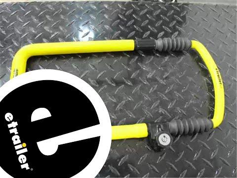 Best bike lock for a fat tire | Electric Bike Forum - Q&A, Help