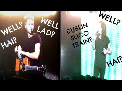 Harry Styles Irish accents | One Direction...