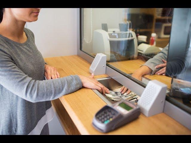 I limiti per prelievi e versamenti in contanti