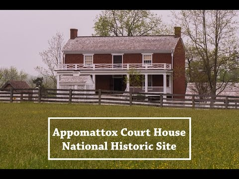 Appomattox Court House National Historic Site