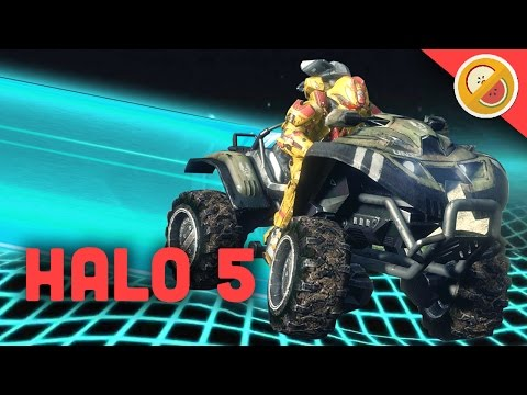 TRONGOOSE! | Halo 5 Custom Game Shenanigans