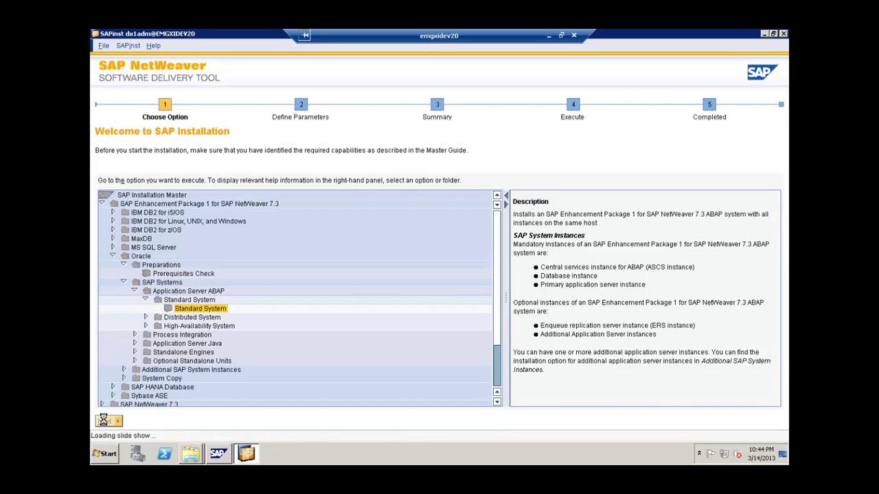 SAP Software Provisioning Manager Tutorial | SAP SWPM ...