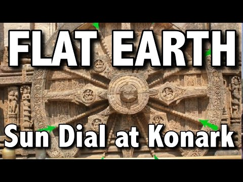 An amazing Sun Dial  that can only work on a flat earth! thumbnail