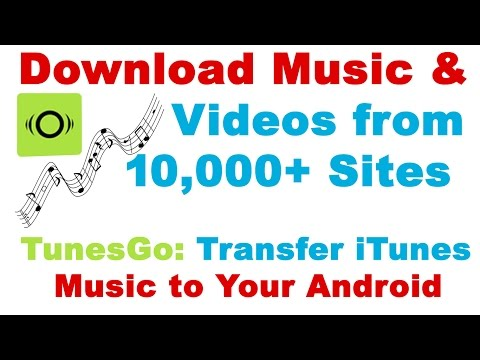 website-for-music-lovers-tunesgo-site-review---transfer-itunes-music-to-your-android-[हिंदी]