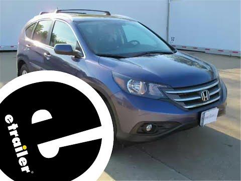Etrailer | Trailer Wiring Harness Installation - 2013 Honda CR-V