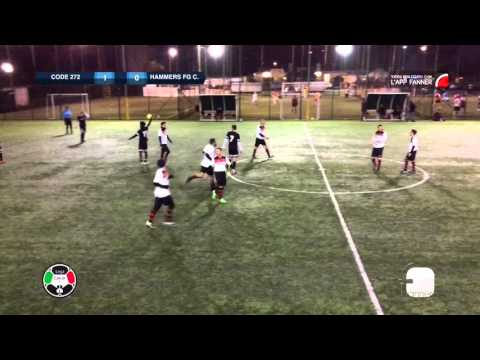 Code 272 VS Hammers FG Consulting (Gol Parade)