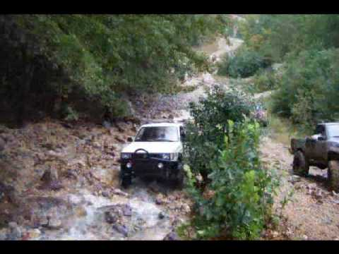 TRDparts4u goes to Hot Springs, Arkansas for the 2009 Southern Cruiser Crawl