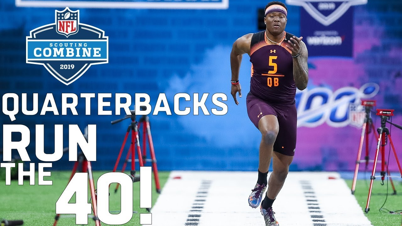 2020 NFL combine results: QBs, WRs, TEs run 40-yard dash, take ...