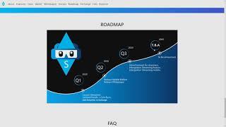 Streamies - Стриминг и Донат платформа на Блокчейне!
