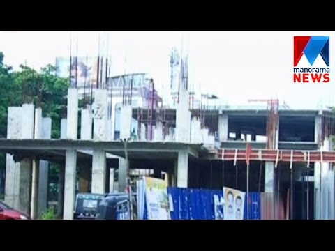 Pathanamthitta KSRTC Bus Terminal Construction Issues Followup | Manorama News