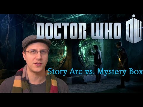 "Doctor Who: Enough with the ""Mystery Box"" Style Story Arcs"