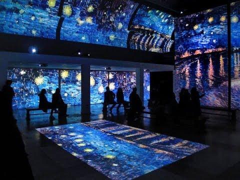 Van Gogh Immersion Napoli Basilica San Giovanni Maggiore